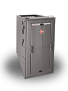 Learn more about dependable Rheem Gas Furnaces