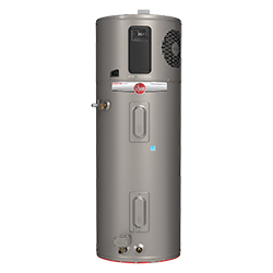 residential hybrid water heater